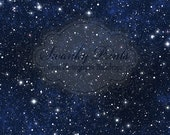 NEW ITEM 7ft x 7ft Vinyl Photography Backdrop / Custom Photography Prop / Star Wars Inspired Night Sky