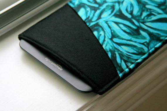 Kindle Case / Kindle Cover / Kindle Sleeve /  Kindle Fire HD / Kindle Touch / Kindle Paperwhite / Kindle Voyage - Tide Pool
