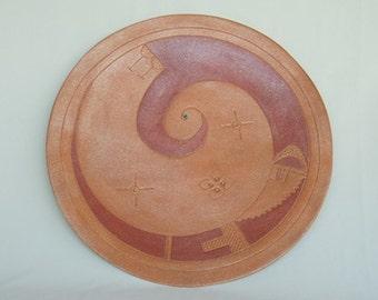 Hopi Design Platter