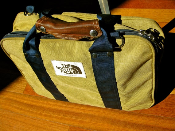 Vintage The North Face Briefcase Made in USA - MacBook Pro Laptop 13 inch