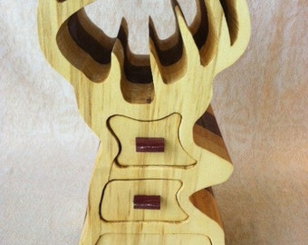 Wood Stag By Staggwood