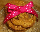 RECIPE - Spiced Oatmeal Raisin Cookies - Artisan Cookie Recipe - Oatmeal Raisin Cookies - Bake at Home Cookies - Baked From Scratch Cookies