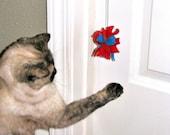 Interactive Cat Toy Cat Nip Free Kitten Safe