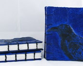 Handcrafted Raven Journal/Sketchbook
