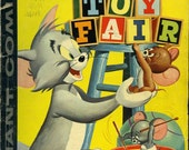 1958-Tom and Jerrys Toy Fair comic-Dell Giant Comic no.1