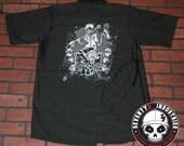 Air Cooled Motor Shirt, Work Shirt - Adult Size 2XL