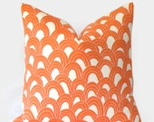Trina Turk - Schumacher - Decorative Pillow Cushion Cover - Accent Pillow - Throw Pillow - Arches Print - indoor outdoor