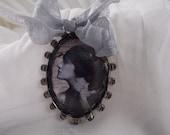 SALE ~Antiqued Handmade Soldered Pendant --- SP -12