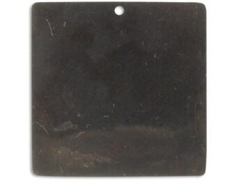Vintaj 29mm Blank Square  - Arte Metal (4)