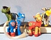 My Little Avengers - Custom MLP
