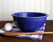 Vintage Antique Ovenware USA Mixing Bowl 1930's