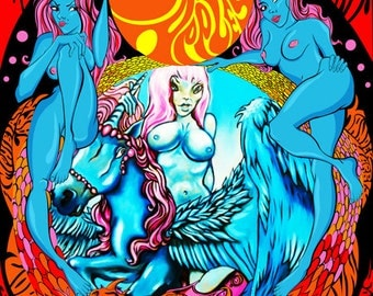Silver Apples poster