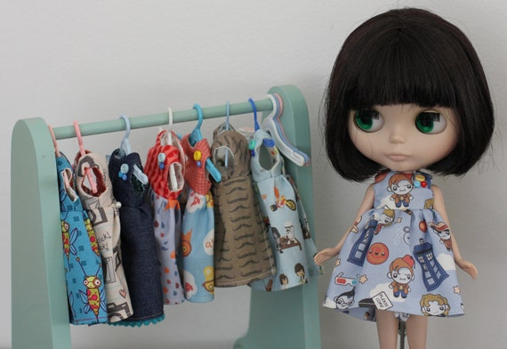 SALE - Dress for Blythe - Dr Who