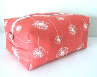 Cosmetic Bag - Large Makeup Bag - Waterproof Makeup Bag