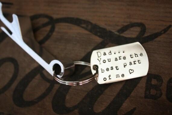 bottle opener keychain with custom message dog tag groomsmen. Black Bedroom Furniture Sets. Home Design Ideas
