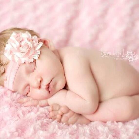 Kid Girl Baby Newborn Three Flower Toddler Infant Headband Cute Toddler Hairband Headdress Hair Accessories 3MM Toddler Infant Headband Hair Bow Band Hair Accessories for 3MM Kid Girl Baby .