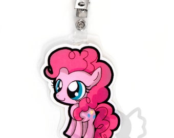 Pinkie Pie Chibi Badge