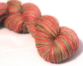 Alpaca/Silk Laceweight- Carnivale- Discontinued