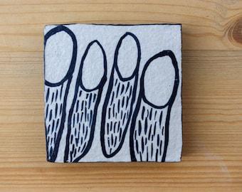Pattern 9 - Ceramic tile  wall decor