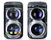 Samsung Galaxy S3 Phone Case Cover Decal - Vintage Camera