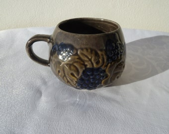 Vintage West Germany ceramic mug