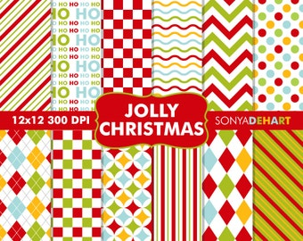 80% OFF Sale Christmas Digital, Christmas Papers, Christmas paper Pack, Holiday Paper Packs, Xmas Digital Paper, Christmas Background