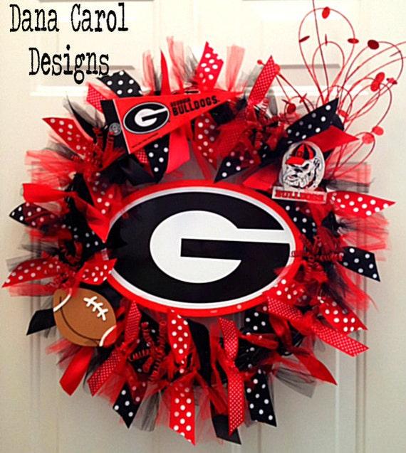 Items Similar To University Of Georgia Bulldog Team Spirit