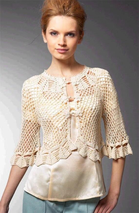 Etsy Crochet Blouse 51