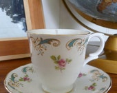 Vintage Scented Tea Cup Candle