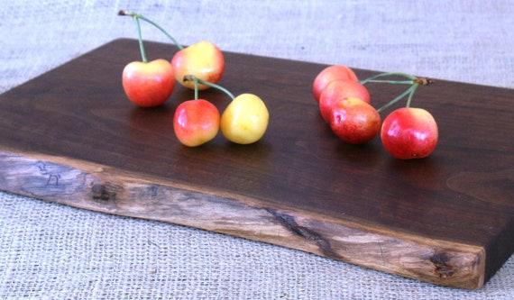 Walnut Wine and Cheese Board