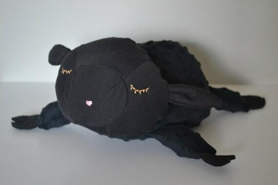 Sleepy Black Sheep