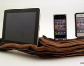 Dual iPhone Dock with iPad Dock