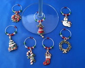 DC Designz - Winter Holiday Favorites (Set of 7 Charms)