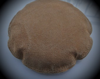 "5 "" Thick Round Leather Sandbag for Metal Stamping Chasing Engraving Forming"