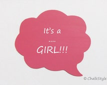 Popular items for baby shower props on Etsy