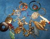 Vintage Misc. Earring Lot