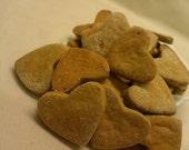 Vegan Sweet Potato Crunchers - Organic Oven Baked Dog Cookies and Treats