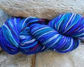 handdyed sockyarn superwash - wool/nylon mixture - sports weight - colour 80