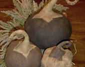 Primitive Ugly Punkins Fall Pumpkin Pattern