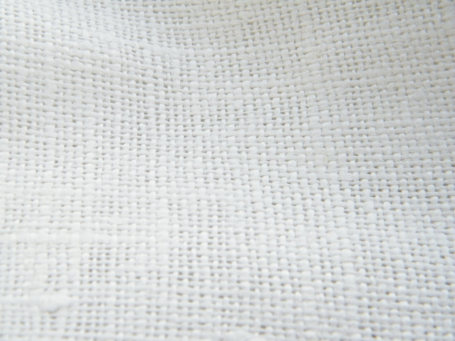 natural linen burlap grain sack fabric white pure flax by