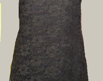 Lace Dress with slip dress