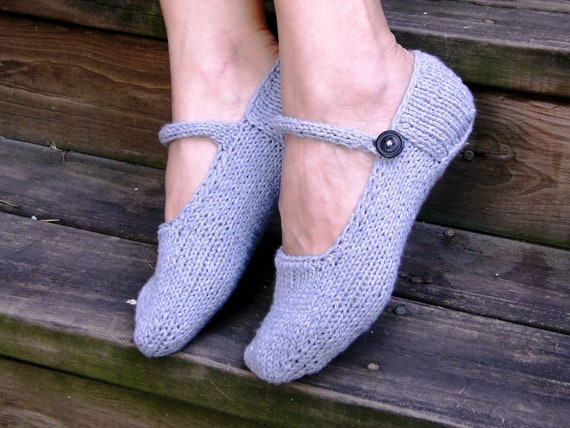 Soft and Cozy Cotton Slippers - Home Shoes with button