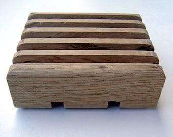 Handmade hard Wood Soap Tray