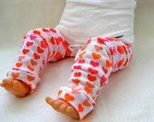 Share my Heart Children's Leg Warmers