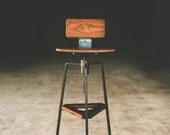 Tre stool, bar stool, desk stool, modern