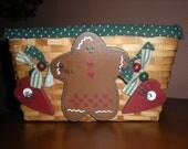 Gingerbread Basket