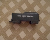 Vintage New York Central Rail Road Coal Train Car