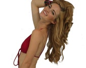 T-Back Strap Bikini Top. Sizes: S, M, L