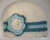 Crochet Hat Pattern 245 Multi Sizes