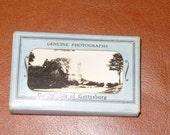 """Civil War Photo Cards """"The Battlefields of Gettysburg"""""""